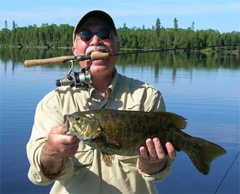 Fireside lodge fly fishing for Smallmouth bass fly fishing