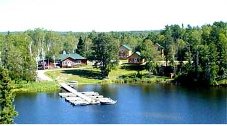 Ontario fishing lodges near Sioux Lookout
